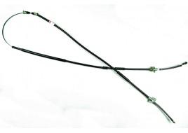 Трос привода ручного тормоза 2101-2107 (задний) АвтоВАЗ