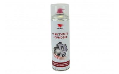 Очиститель тормозов 650 мл. флакон-аэрозоль VMPAUTO