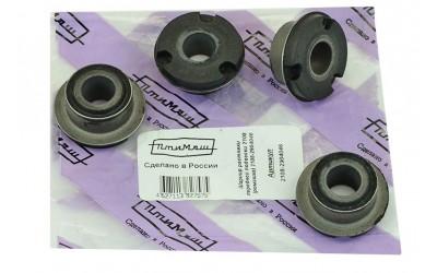 Сайлентблок передней подвески 2108, 2109, 21099, 2110-2115 (ромашки) (к-кт 4 шт) ПТИМАШ