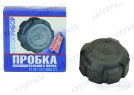 Крышка расширительного бачка 2108, 2109, 21099, 1102, 3302 (пластик) Автоприбор