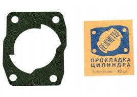 Прокладка цилиндра Веломотор паранит Украина