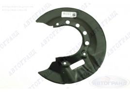 Кожух защитный тормозного диска 2110-2112, 2170-2172, 1117, 1118, 1119 левый (R 14) АвтоВАЗ