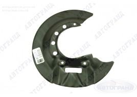 Кожух защитный тормозного диска 2110-2112, 2170-2172, 1117, 1118, 1119 правый (R 14) АвтоВАЗ