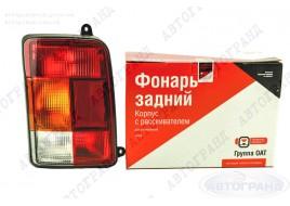 Корпус фонаря 21213 левый с рассеивателем АвтоВАЗ