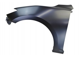 Крыло переднее Mazda 3 3 BM (2013-2019) дорест, рестайлинг без повторителя левое Тайвань