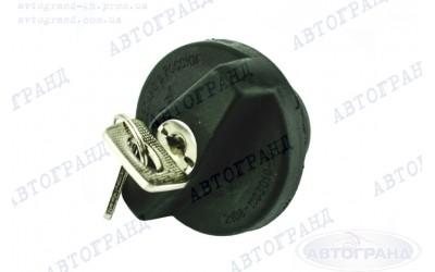 Крышка топливного бака 2108-21099, 2110-2112, 2113-2115 с ключом (пластик)(крышка бензобака) АвтоВАЗ