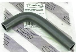 Патрубок системы отопителя 2101-2107 уголок (патрубок печки) 40873 ПТИМАШ