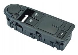 Блок кнопок стеклоподъёмника 2190 ( 2 переключателя стеклоподъемника) белая подсветка ИТЭЛМА