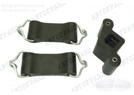 Ремкомплект подвески глушителя 2101-2107 (крючок ромбик) (к-кт 3 шт) БРТ