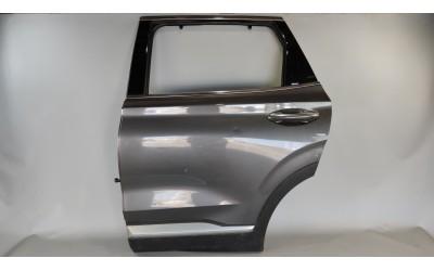 Дверь Hyundai Santa Fe 4 2.2 D задняя левая (77003S1010) (2018-нв) оригинал б/у