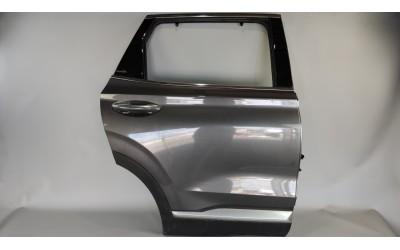 Дверь Hyundai Santa Fe 4 2.2 D задняя правая (77004S1010) (2018-нв) оригинал б/у