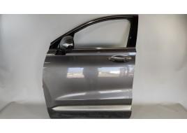 Дверь Hyundai Santa Fe 4 2.2 D передняя левая (76003S1000) (2018-нв) оригинал б/у