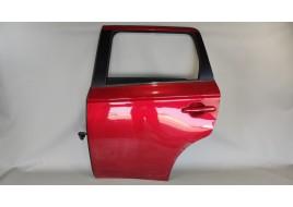 Дверь Mitsubishi Outlander 3 PHEV 2.4 G задняя левая в сборе (5730B639) (2013-нв) оригинал б/у