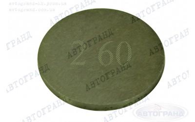 Шайба 2108, 2109, 21099 регулировки клапанов (2,60)