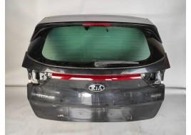 Крышка багажника Kiia sportage 4  GT Line 1.6 T-GDi оригинал б/у