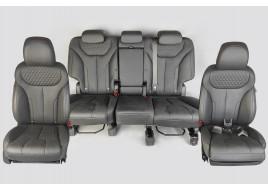 Сидения Hyundai Santa Fe 4 (2018-нв) оригинал б/у