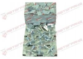 Монтажный комплект диска тормозов DAF сегменты 1393561+1393560