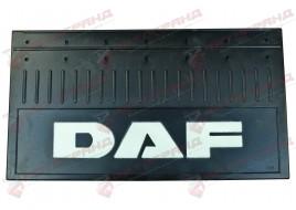 Брызговик с надписью DAF 650x350mm (1 штука)