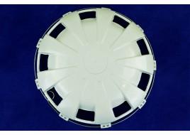 Колпак колесный пластик задний универсальный R22.5 белый