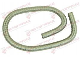 Труба выхлопная (гофра) D=22mm х 1,0 м  Webasto (двушаровая) 36061100, 1322176A