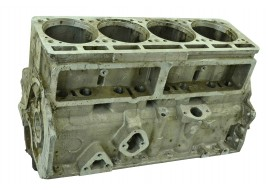 Блок двигателя УАЗ УМЗ-4178 под набивку БЕЗ КОЖУХА / 417-1002009-50 (417-1002009-55)