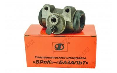 Цилиндр колёсный переднего тормоза ГАЗ 53, 4301, 3307, 3308, 3309 (Ø38) Брик-Базальт
