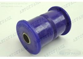 Сайлентблок рессоры ГАЗ 3302, Валдай задний (новый образец) полиуретан ПТП