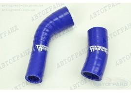 Шланг РХХ (УМЗ 4216 дв) (к-кт 2 шт) силикон ТехноПартнер
