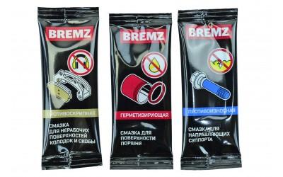 Набор смазок для тормозной системы BREMZ  VMPAUTO