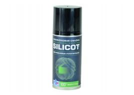 Смазка силиконовая Silicot Spray для резиновых уплотнителей 150 мл. аэрозоль VMPAUTO
