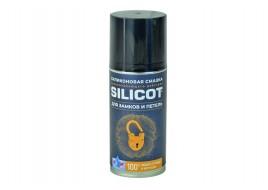 Смазка силиконовая Silicot Spray для замков и петель 150 мл. аэрозоль VMPAUTO