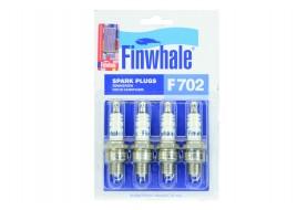 Свечи зажигания 3310, 3307 ЗМЗ-402 (4 к-кт) Finwhale