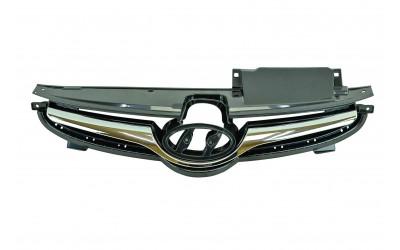 Решетка радиатора Hyundai Elantra 5 MD (2013-2016) рестайлинг