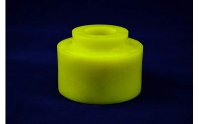 Втулка опорная продольной штанги УАЗ 3160, 3151 полиуретан желтый