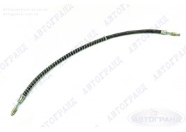 Шланг топливный ГАЗ 3302 (ЗМЗ 405 дв) (D8 до 0,82м, 2 штуцерА) (с пружиной) Балаково