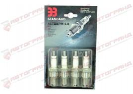 Свечи зажигания 2107-15, 1117-19, 2170-72, 2123 инжектор с резистором (8 кл) (к-кт 4 шт) Энгельс