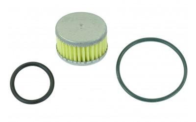 Фильтр грубой очистки газа с уплотнительными кольцами (зеленые) TOMASETTO