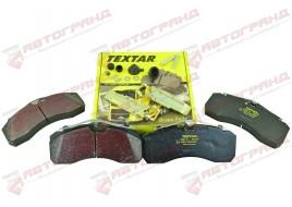 Колодки тормозные 29087 TEXTAR 29202 новый тип 29208 29059 29042 29108