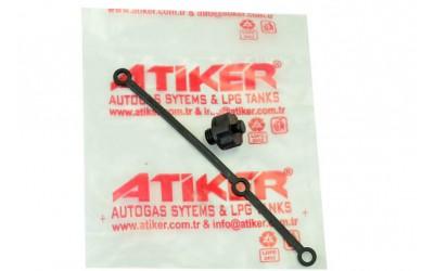 Заглушка внешнего заправочного устройства (ВЗУ) мини ATIKER