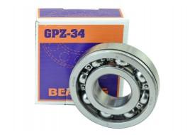 Подшипник КПП 2101-2107, 2121-214 Вал вторичный, средняя опора, РК 2121, 34 ГПЗ