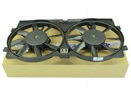 Электровентилятор охлаждения радиатора 2123 двойной в сборе Венто 95