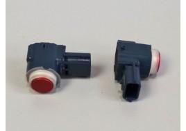 Датчик парктроника заднего бампера Mitsubishi Outlander 3 PHEV 2.4 G центральный оригинал б/у