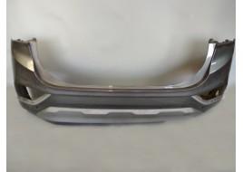 Бампер Hyundai Santa Fe 4 2.2 D задний голый (86650-S1000) (2018-нв) оригинал б/у