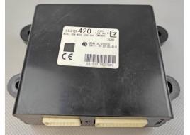 Блок управления безключевым доступом Mitsubishi Outlander 3 PHEV 2.4 G (8637B420) (2013-нв) ориг б/у