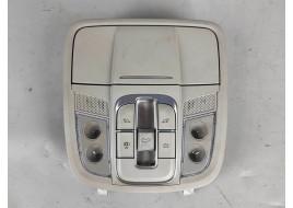 Плафон салона Hyundai Santa Fe 4 2.2 D (2018-нв) с бардачком под очки оригинал б/у