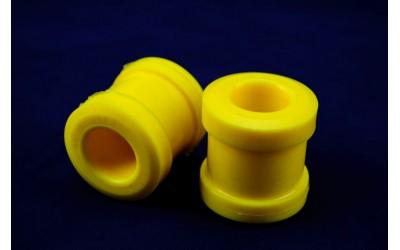 Втулка верхнего рычага ГАЗ 2410 полиуретан желтый (к-кт 2 шт)