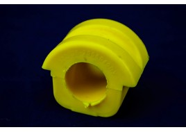 Подушка штанги переднего стабилизатора ГАЗ 3302 Бизнес полиуретан желтый