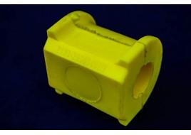Втулка стабилизатора 2123 внутреняя полиуретан желтый