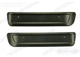Облицовка переднего сидения 2101 (лыжи) (к-кт 2 шт)