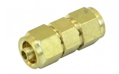 Соединитель 6-6 мм для ПВХ трубки в сборе GOMET